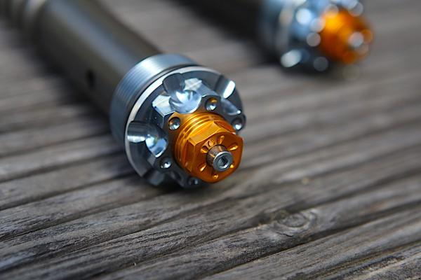 Cartridge für BMW K 100 RS 16V und K 1100 RS mit 41.7mm Vorderradgabel von Marzocchi