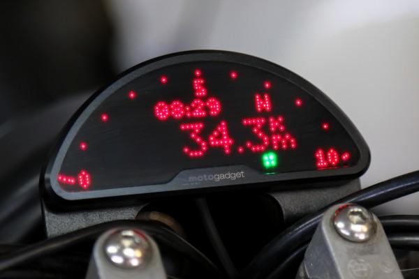Tachohalter »Pro« für BMW K 75, K 100 und K 1100-Modelle
