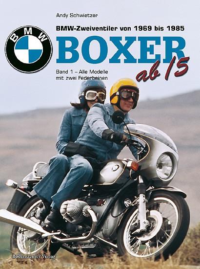 BMW Boxer »Band 1« alle Modelle von 1969 bis 1984