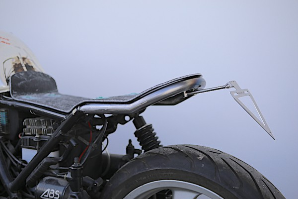 Rahmen-Loop 30 Grad für BMW K 75, 100 und K 1100