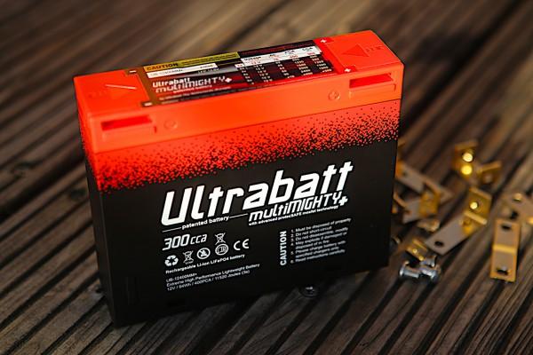 Batterie »Compact« Lithium-Ionen 16 Ah für BMW 2V-Boxer und K-Modelle