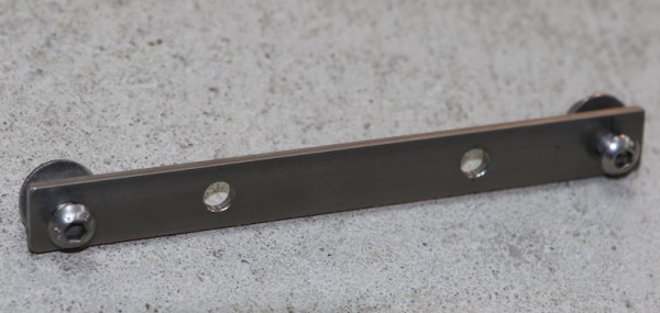 Halteblech für Kotflügel hinten K 75, K 100 und K 1100 Modelle