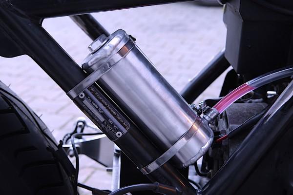 Ausgleichsbehälter Kühlflüssigkeit Alu für BMW K 75, K 100 und K 1100
