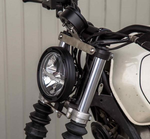 LED-Hauptscheinwerfer »Flat-Style-Two« 5 3/4-Zoll für Boxer und K-Modelle