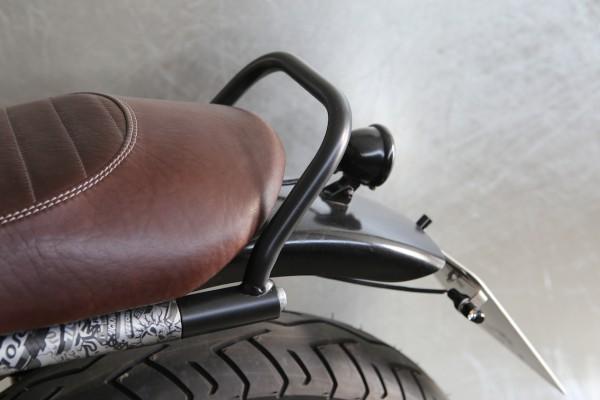 Rahmen-Haltegriff für BMW K 75, K 100 und K 1100-Modelle schwarzmatt beschichtet