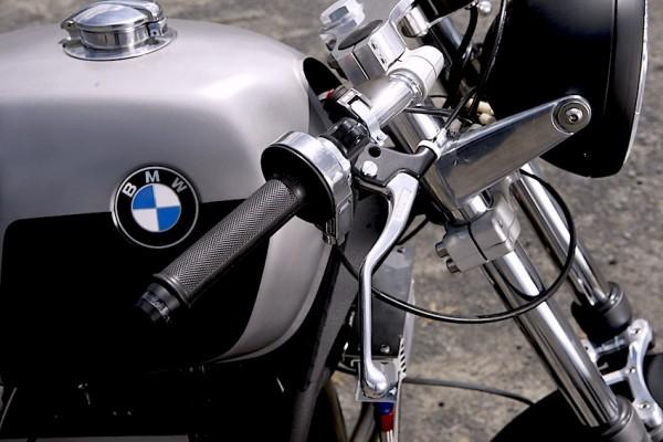 Bremshebel Magura für BMW-Boxer mit Bowdenzugbremse