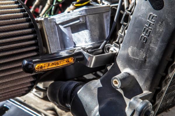 Blinkerhalter vorn VA für BMW K 75, K 100 und K 1100 Modelle