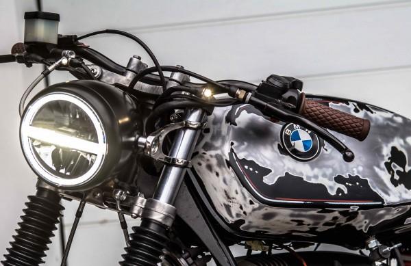 Scheinwerfer Neo-Vintage für BMW 2V-Boxer und K-Modelle