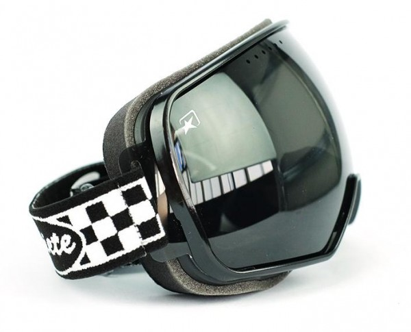 Brille Motorrad »Retro Feather«