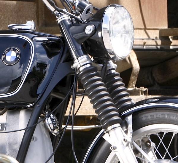 Faltenbalg für BMW R60/6 bis R 100 CS