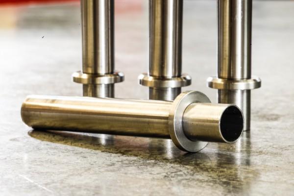 Stößelschutzrohre Edelstahl 16 und 18 mm