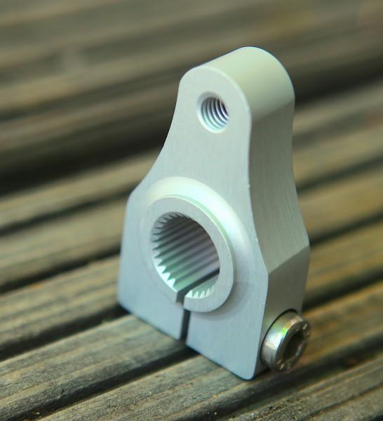 Schalthebel-Adapter Alu eloxiert für K 75/100/1100 Modelle
