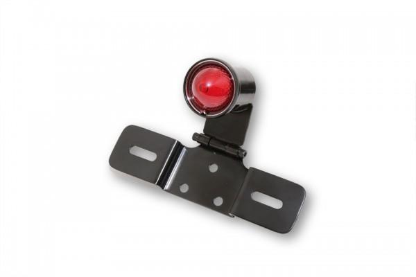 LED-Rücklicht Typ 6 mit Kennzeichenhalter verstellbar