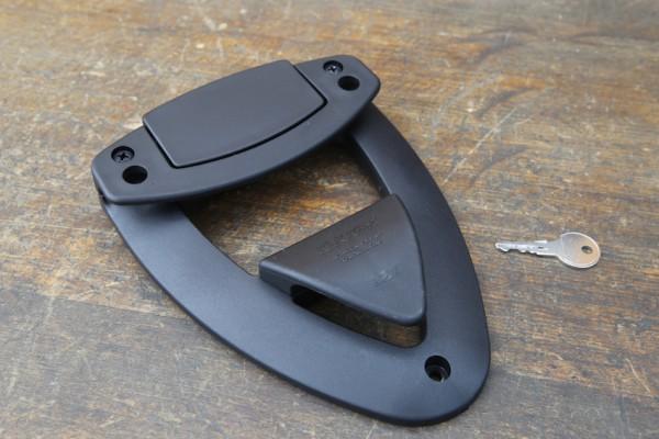 Taschenhalter KlickFix für Seitenträger K-Modelle & Zweiventiler