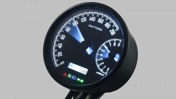 Tacho/Drehzahlmesser Daytona Velona »W« für BMW Boxer und K-Modelle