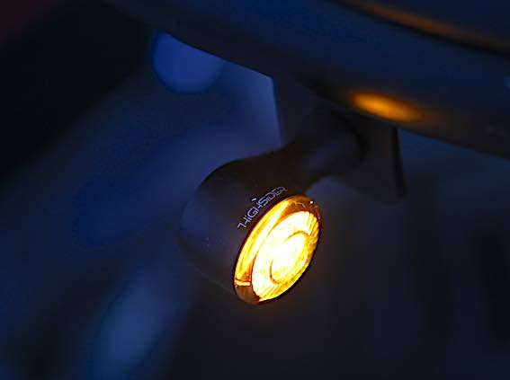 Blinker LED »Apollo-Classic« für BMW Boxer und K-Modelle