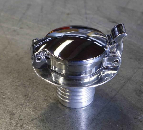 Tankdeckel-Set Aston 2.5 Zoll für Zweiventil-Boxer