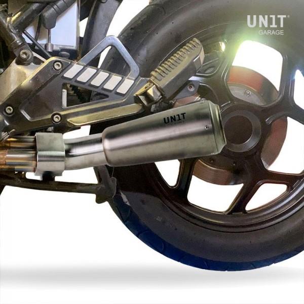 Endschalldämpfer Short »Unit« für BMW K 100 (2V und 4V) und K 1100 Modelle
