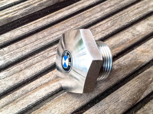 Lenkkopfschraube Edelstahl für BMW R 45 und R 65-Modelle