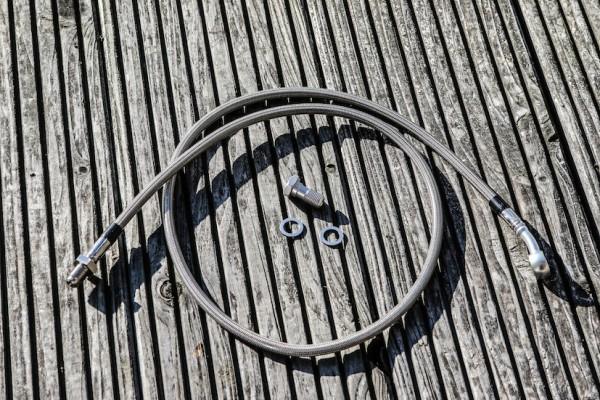 Bremsleitung Kit Stahlflex für BMW R 80 G/S und R 80 ST