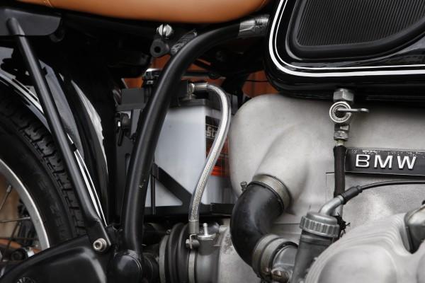 Batterie Massekabel »transparent« für BMW Boxer und K-Modelle