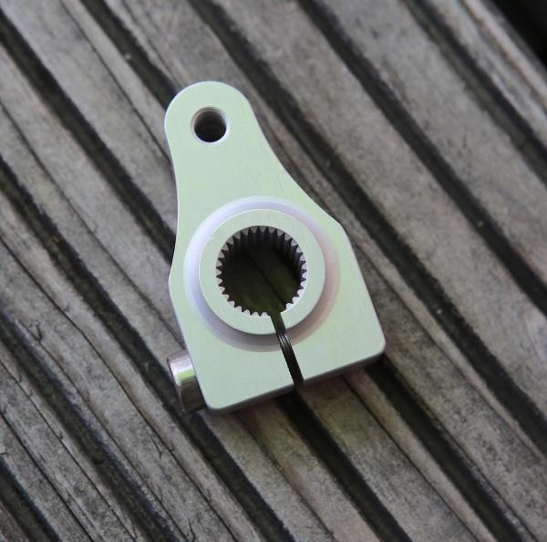 Schalthebel-Adapter Alu eloxiert für K 75, K 100 und K 1100 Modelle