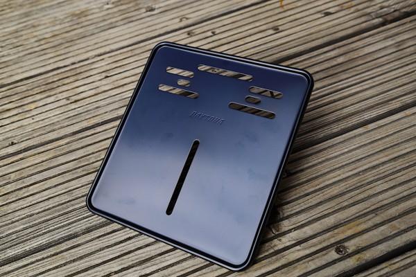 Kennzeichen-Grundplatte »Daytona«