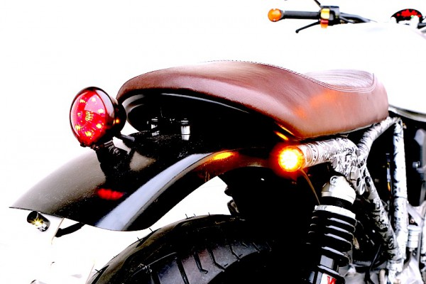 Blinker LED Disc z.B. für Heckabschluss BMW K 75, K 100 und K 1100