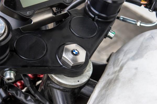 Lenkkopfschraube »Edelstahl« für BMW K 75 und K 100 Modelle