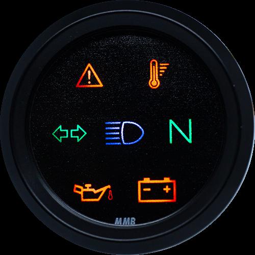 Kontrollleuchten-Einheit LED »Basic 48«