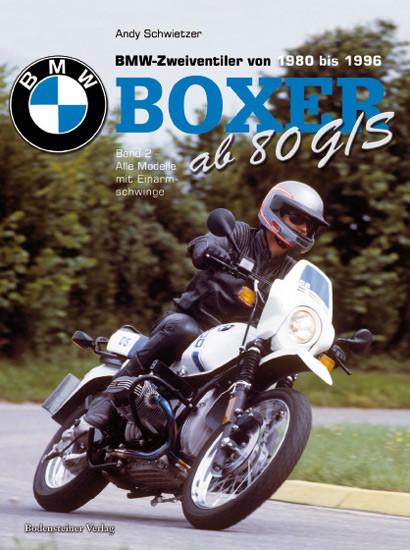 BMW Boxer »Band 2« alle Modelle von 1980 bis 1996