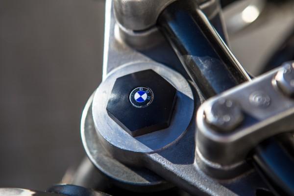 Lenkkopfschraube Alu für BMW R 45 und R 65-Modelle