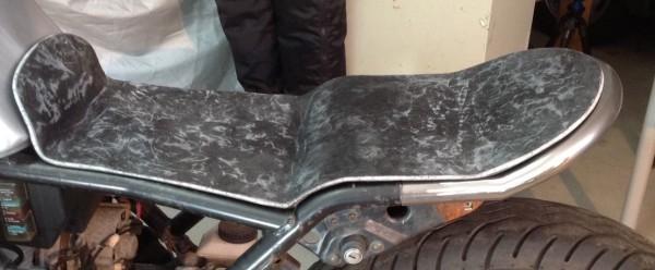Sitzbankschale »Duo« für BMW K 75, K 100 und K 1100 Modelle