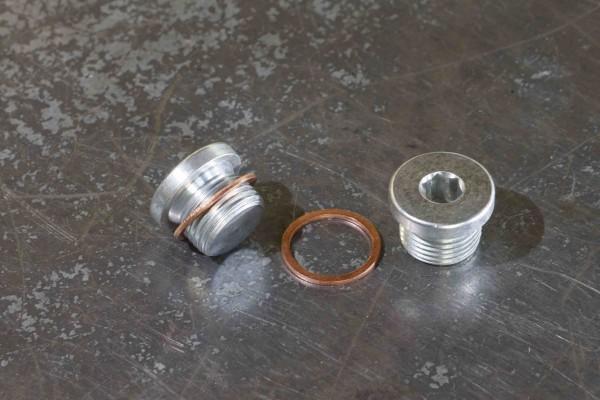 Geriebe-Verschlusschraube M18 x 1.5