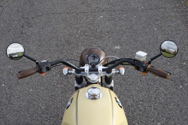 Lenker »Flat Track« 22 mm für Boxer und K-Modelle