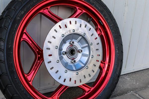 Bremsscheibe Brembo »Oro« genutet für BMW K 75 und K 100-Modelle Vorderrad