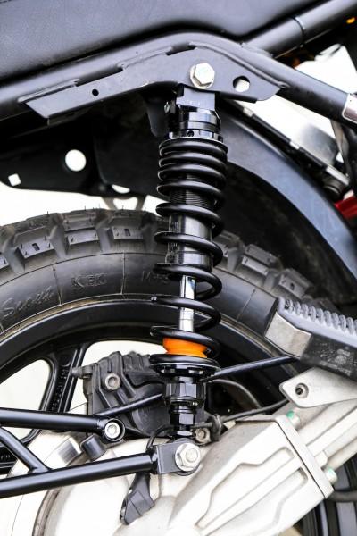 Federbein »Black« YSS für BMW K 75 und K 100 Modelle