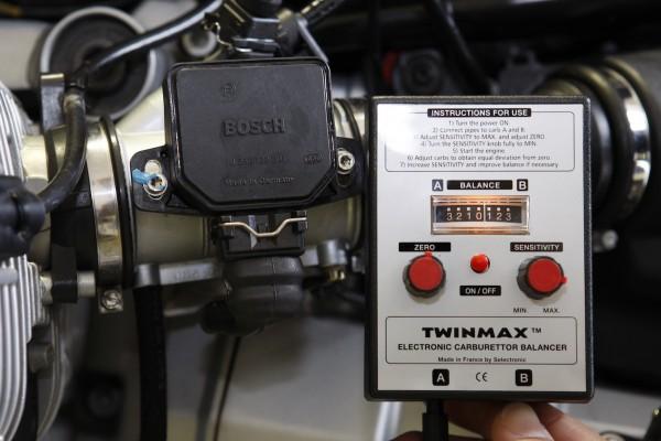 Synchrontester »Twinmax« für Boxer- und K-Modelle