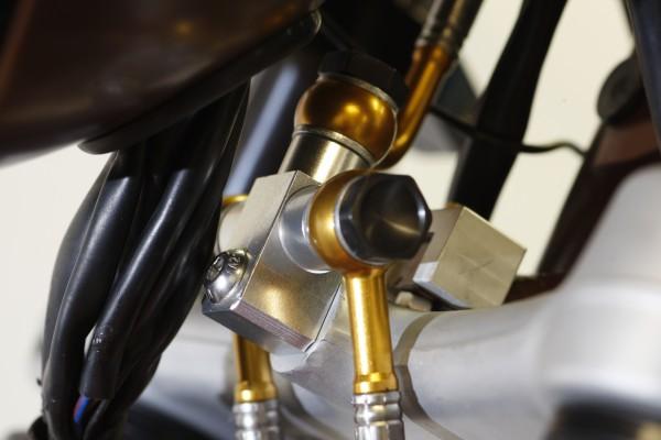 Verteiler Bremsleitung 3-fach