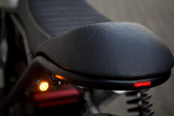 Rück-Bremslicht »Shorty« LED für Einbau in Heckrahmen