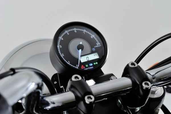 Drehzahlmesser Daytona Velona mit Tacho für BMW Boxer und K-Modelle