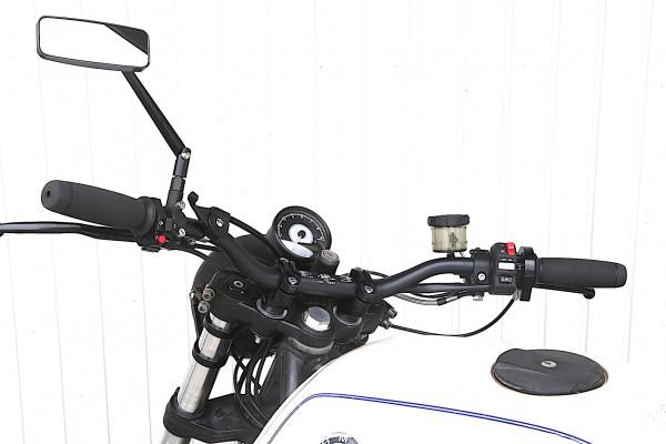 Superbike-Umbaukit auf konifizierten Lenker (28,6 mm) für BMW K 1100-Modelle mit 41.7er Gabel