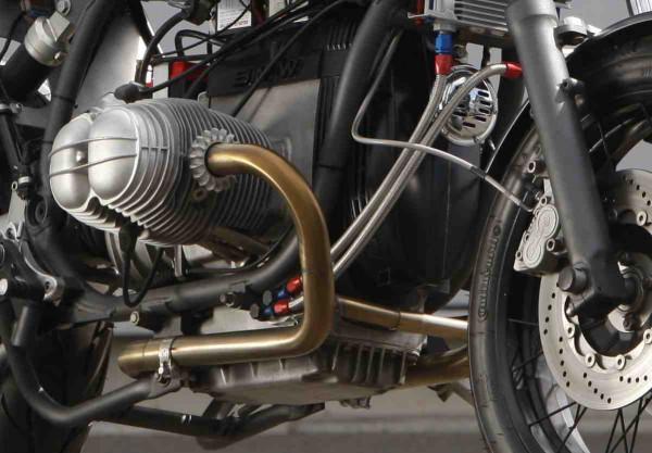 Auspuff-Krümmeranlage »Sport« für BMW R 80/100 GS und R 80/100 R
