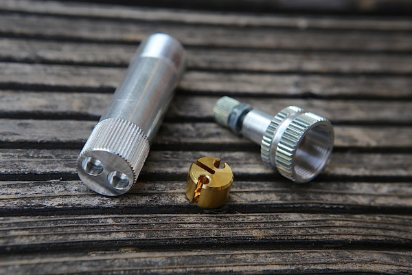 Gaszugverteiler »Alu« für Gas- & Chokezüge