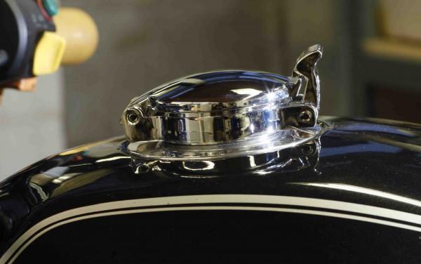 Tankdeckel »Aston« 2.5 Zoll