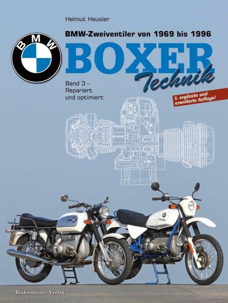 BMW Boxer »Band 3« BMW Boxer Technik – erweiterte Auflage