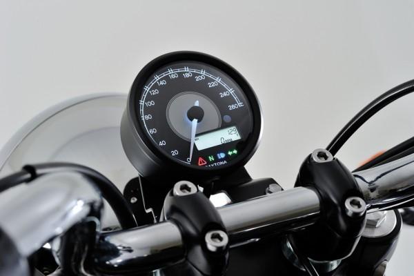 Tacho Daytona »Velona 80« 200 und 260 km/h für Boxer und K-Modelle