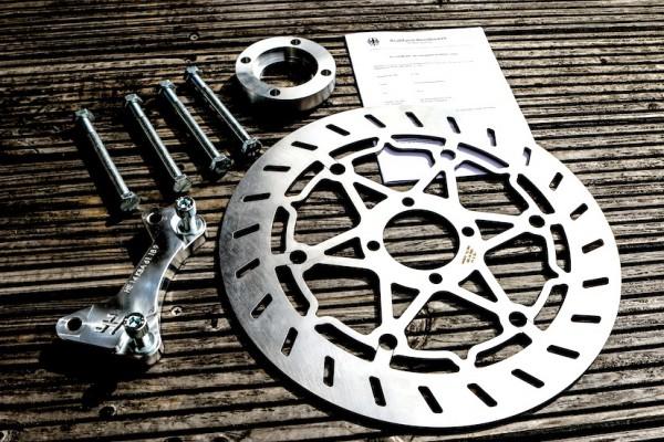 Bremsscheiben-Kit 320 für BMW R 80/100 GS