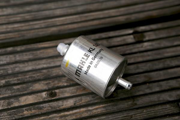 Benzinfilter für K-Modelle