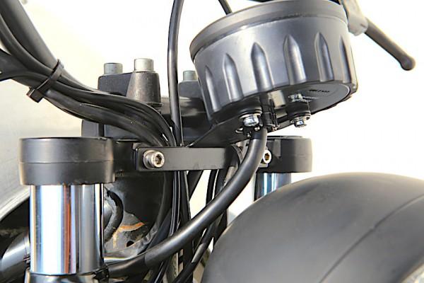 Tachohalter Acewell »085« Edelstahl für BMW K 75, K 100 und K 1100
